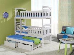 DOMINIK III трехъярусная кровать - Польша - MEBLObed - Кровати трехъярусные - Детская комната