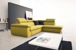 VIERA izvelkamais stūra dīvans - Stūra dīvāni - Mīkstās mēbeles