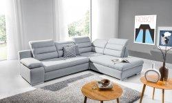 GRECO izvelkamais stūra dīvans - Stūra dīvāni - Mīkstās mēbeles