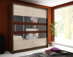WIKI VI warderobe 200 - Wardrobes with sliding doors - Cupboards, Commodes