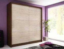 WIKI шкаф 200 - Шкафы с раздвижными дверями - Шкафы и Комоды, Шифоньеры