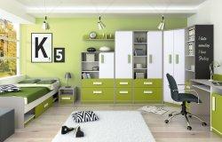 IQ молодежная комната 2 - Подростковые, молодежные комплекты - Детская комната