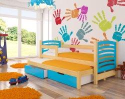 Avila двухъместная кровать выдвижная - Кровати двухъярусные - Детская комната