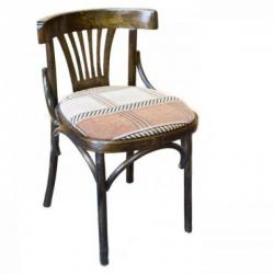 Венский стул Venezia (с мягким сиденьем) Дизайн кухни со столовой Венские стулья