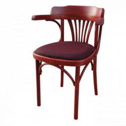 Мебель для столовой комнаты Венское кресло Roza (с мягким сиденьем) Венские стулья