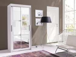 KARO 100 warderobe with mirror