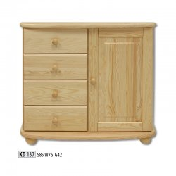KD137 chest of drawers - Dressers - Cupboards Commodes