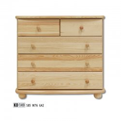 KD149 chest of drawers - Dressers - Cupboards Commodes