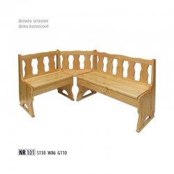 NR101 кухонный уголок - Кухонные уголки - Мебель для столовой