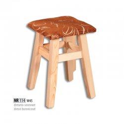 NR114 табуретка - Польша - Drewmax - Табуретки - Разные стулья