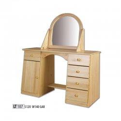 LT107 туалетный столик с зеркалом - Польша - Drewmax - Туалетные столики - Спальная комната