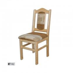 KT102 деревянный стул - Польша - Drewmax - Деревянные стулья - Разные стулья
