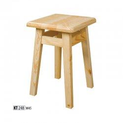 KT248 деревянная табуретка - Польша - Drewmax - Табуретки - Разные стулья
