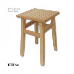 KT250 деревянный табурет - Польша - Drewmax - Табуретки - Разные стулья