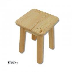 KT252 деревянный табурет - Польша - Drewmax - Табуретки - Разные стулья