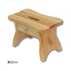 KT255 деревянный табурет - Польша - Drewmax - Табуретки - Разные стулья