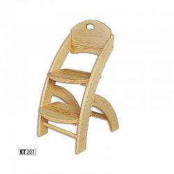 KT201 деревянный табурет - Польша - Drewmax - Табуретки - Разные стулья