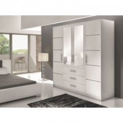 Wardrobe BALI 4 - Wardrobes with sliding doors - Cupboards, Commodes