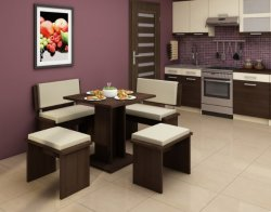 Table BNM - Poland - MEBLOCROSS - Kitchen furniture sets - Dining room furniture