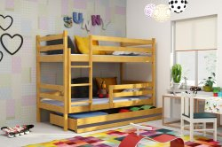 ERYK 160 bunk bed Trible bunk bed Bunk beds