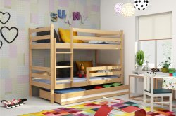 ERYK 200 bunk bed Bunk beds Trible bunk bed