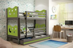 MAX 200 bunk bed Trible bunk bed Bunk beds