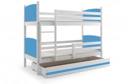 Trible bunk bed TAMI 200 bunk bed Bunk beds