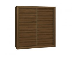 Wardrobe Mocca18 - Wardrobes with sliding doors - Cupboards, Commodes