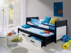 DANILO Детская деревянная кроватка - Кровати двухъярусные - Детская комната