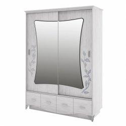Бристоль МН-125-03 шкаф - Шкафы с раздвижными дверями - Шкафы и Комоды, Шифоньеры