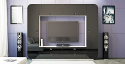 BY - iMeb black wall unit - Belarus