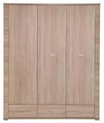 GRESS шкаф 3d3s - Польша - Mebelbos - Шкафы трехдверные - Шкафы и Комоды, Шифоньеры