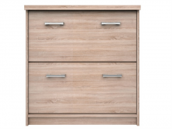 TOP MIX shoe cabinet 2k - Poland - Mebelbos - Footwear lockers - Vestibules Wardrobes