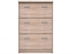 TOP MIX shoe cabinet 3k - Poland - Mebelbos - Footwear lockers - Vestibules Wardrobes