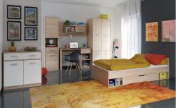 TIPS комплект мебели для молодёжной комнаты - Польша - Mebelbos - Подростковые, молодежные комплекты - Детская комната