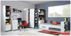 Meblar - Furniture for the youth room Tablo D - Poland