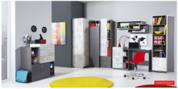 Meblar - Furniture for the youth room Tablo F - Poland