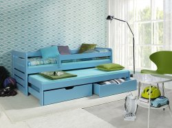 MEBLObed - Tomasz II bunk bed folding - Poland