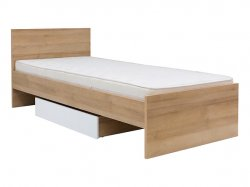 BALDER SZU выдвижной ящик для кровати - Польша - Black Red White ( BRW ) - Ящики, контейнеры - Спальная комната