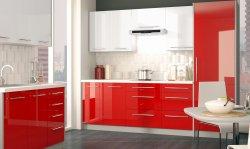 PLATINIUM 12 modern style modular kitchen - Poland - Extom - Modular kitchens, individual - Modular kitchens