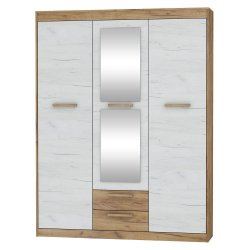 Maximus Mxs-05 гардероб 3D2S шкаф для одежды в коридор - Шкафы для прихожей и гардеробы - Прихожие и Гардеробы