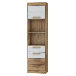 Maximus Mxs-29 book case W1D4S - Poland - MEBLOCROSS - Racks - WALL, UNITS, Showcases