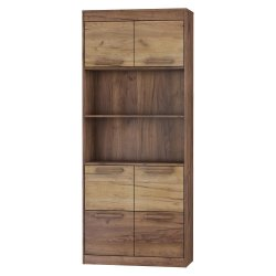 Maximus Mxs-31 book case W6D - Poland - MEBLOCROSS - Racks - WALL, UNITS, Showcases
