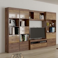 MAXIMUS 3 furniture set - Poland - MEBLOCROSS - Modern wall units - WALL, UNITS, Showcases