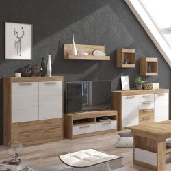 MAXIMUS 6 furniture set - Poland - MEBLOCROSS - Modern wall units - WALL, UNITS, Showcases