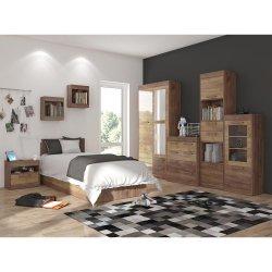 MAXIMUS 8 комплект мебели - Польша - MEBLOCROSS - Спальные комплекты, Гарнитуры для спальни - Спальная комната