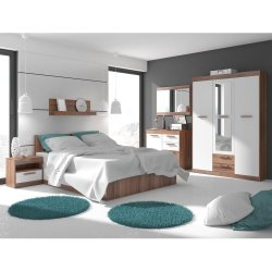 MAXIMUS 12 furniture set - Poland - MEBLOCROSS - Bedroom sets - Bedroom