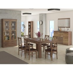 MAXIMUS 11 furniture set - Poland - MEBLOCROSS - Dining furniture sets - Dining room furniture