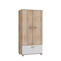 Solo SOL-07 шкаф - Шкафы двухдверные - Шкафы и Комоды, Шифоньеры