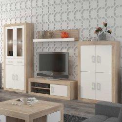 Секции для гостинной Модерн > Секции, Витрины, Полки